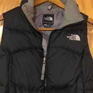 The North Face Jackets & Coats - The North Face Black Puffer Vest!
